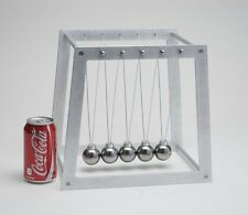 Giant Junior Newton's Cradle 12 x 11 x 8 inches ! Made in USA!