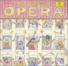 Mad About Opera by June  Anderson, Teresa  Berganza, Agnes Baltsa  DG  Minty CD