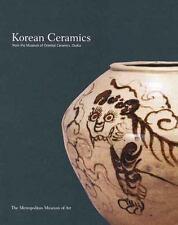 Korean ceramics from the Museum of Oriental Ceramics, Osaka-ExLibrary