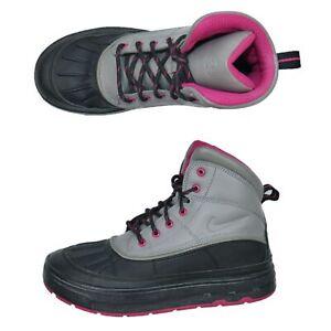 Nike ACG Woodside 2 High Waterproof Duck Ankle Boots Girls Size 5.5Y / Womens 7