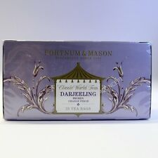 Fortnum and Mason UK Fortnum's  Darjeeling Broken Orange Pekoe 25 Tea Bags