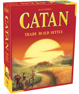 Catan Board Game 5th Edition CN3071 *Brand New* *FREE UK P&P*