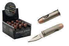 44 MAGNUM BULLET KNIFE Folder, Folding