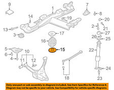 GM OEM Rear Suspension-Spring Insulator 25627582