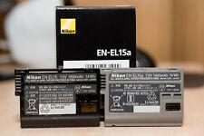 Nikon ENEL15 Genuine Battery