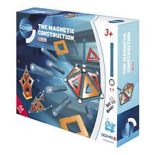 Galileo Science Geomag Panels Magnetbaukasten Magnetspiel 44 teilig NEU OVP