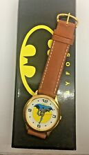 BATMAN Fossil Watch 1989 with Original Box