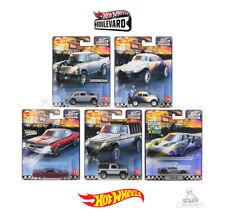 Hot Wheels Premium Boulevard C Case Complete Set 1-5