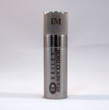 New Improved Modified Briley Stainless Extended Benelli Beretta Mobil Choke Tube