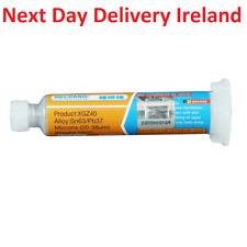 MECHANIC XG-Z40 10cc Syringe Solder Paste Flux Sn63/Pb37 25-45um Paste Tin Cream