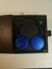 Sony mdrxb650bt/b extra bass bluetooth headphones