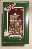 Dept 56 Ralphie's A Christmas Story HIGBEES DEPARTMENT STORE New in Box Higbee's