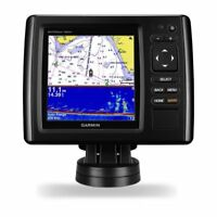 Garmin echoMAP CHIRP 54cv Marine GPS with Transducer and BlueChart g2 Mapping