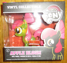 My Little Pony VINYL APPLE BLOOM CLEAR GLITTER CHASE VARIANT CUTIE MARK CRUSADER