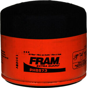 qty 5 - Engine Oil Filter-Extra Guard Fram PH8873