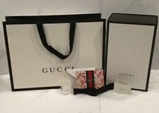 """BRAND NEW, PERFECT 2018 Authentic Gucci Magnetic Box Gift Set - 15.5"""" x 10"""" x 7"""""""