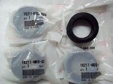 1982 HONDA V45 & 84-87 VF700C VF700S CARB INTAKE BOOTS 16211-MB0-000 NEW OEM