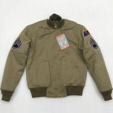 Боб Донг ярости танкер нашивка куртка мужская винтажная армии США военный зимний шерстяное пальто
