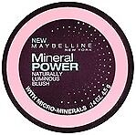 Maybelline Mineral Blush: Soft Mauve !