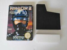 Robocop 2 Nintendo NES Ocean Boite Et Cale