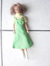 Puppe --60-70  er Jahre Puppe- mit Kleidung -Barbie/Petra Look 60er Jahre-No 2