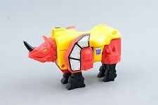Transformers G1 Headstrong METAL Predaking 1986