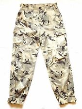 Bulgarian Army URBAN Camouflage Air Force Winter TROUSERS Pants L sz.