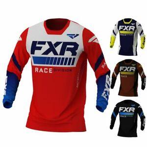 FXR Racing F21 Revo MX Men's Motocross Gear Comfortably Fit  Jersey
