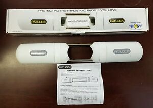 AMAZING PATLOCK Conservatory French Double Door Dead Lock Extra Security Device