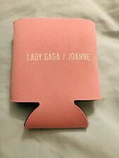 Lady GaGa  promotional beer cozy - JOANNE (A star is born) grammy official