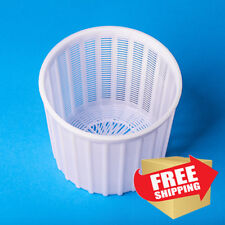 Cheese Making Form 2.5kg | Italian Basket Moulds | Large basket for cheese