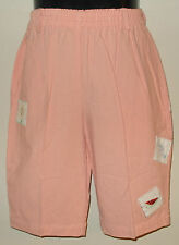 New 100% Cotton Pink Boys Girls Kids Summer Holiday Shorts Large 8-10 Years
