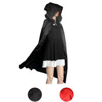 Halloween Costume Hooded Cloak Coat Wicca Robe Medieval Cape Shawl Party Hotsale