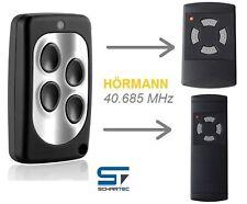 Handsender für Hörmann 40,685 MHz HSM 4 HS 4 HSE 2 Fernbedienung Toröffner 40