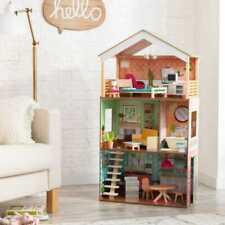Kidkraft Dottie Dollhouse | Wooden Dollhouse | Fits Barbie Sized Dolls