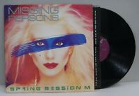 "Missing Persons ‎""Spring Session M"" Original LP Capitol Records, EX/VG+, R-0379"