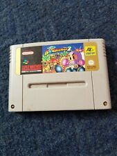 Bomberman 2 SNES Super Nintendo