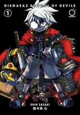Disgaea 3: School of Devils Volume 1-ExLibrary
