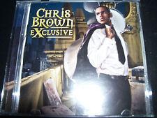 Chris Brown Exclusive Australian (Bonus Tracks) CD - Like New
