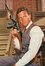 ROBERT STACK  THE UNTOUCHABLES  1959 FRENCH POSTCARD ORIGINAL