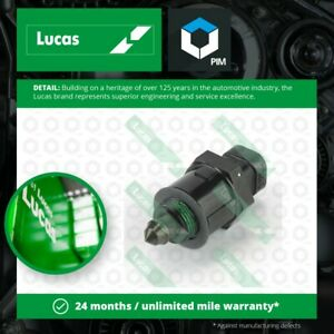 Idle Control Valve fits MORGAN PLUS 4 2.0 88 to 00 Auxilliary Air Lucas Quality
