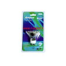 LAMPADA GU10 220V DICROICA 48 SMD LUCE LED FARETTO GU 10 LUCE CALDA 220 VOLT