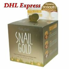 2 X 50g Cathy Doll Snail Gold, Firming Cream Wrinkle Skin Soft Smooth Radiant
