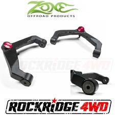 ZONE OFFROAD UPPER CONTROL ARM KIT 01-10 GM 2500HD-3500HD / 2500 NON-HD 2WD/4WD