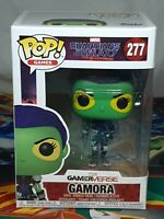 Marvel Guardians Of The Galaxy Gamora #277 Pop Vinyl Bobble-Head Aus