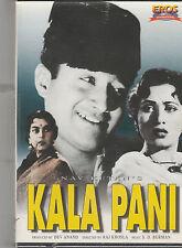 Kala Pani - Dev anand   [Dvd] 1st Edition Eros Released