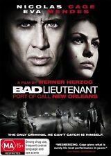 Bad Lieutenant - Port Of Call : New Orleans (DVD, 2010)