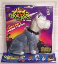 Hood Hounds Blue Nose Pit Bull Dog Bobble Head Knocker Hound Polystone Resin
