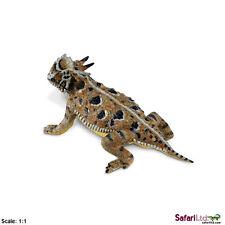 Horned Lizard/156605/incredible creatures/safari ltd/toy