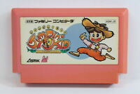 Jumpin' Kid Jack and the Beanstalk Nintendo FC Famicom NES Japan Import F2367
